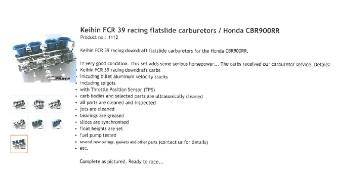 FCR flatsides carbs questions - Page 5